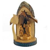 Petite Olivewood Nativity