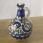 West Bank Olive Oil Bottle