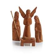 Kenyan Neem Nativity