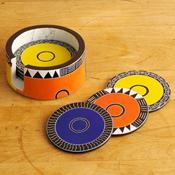 Soapstone Circle Coasters