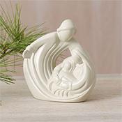 Loving Embrace Nativity