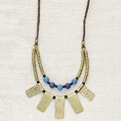 Radiant Maasai Necklace