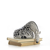 Savanna Giraffe Shelf Sitter