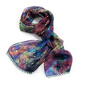 Water Lilies Scarf