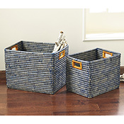 Bengal Basket Set