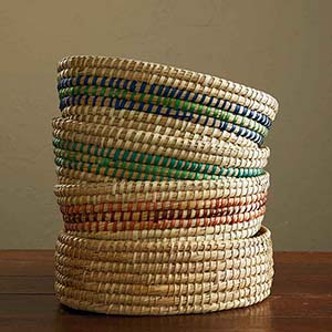 tree of life bread warmer basket