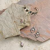 eventide pendant necklace
