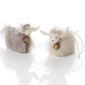 Himalayan Yak Ornament Set