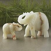 Onyx Elephant Child