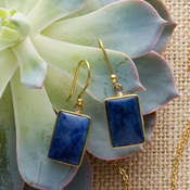 Azul Drop Earrings