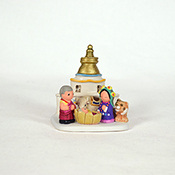 Nepal Nativity