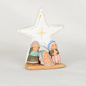 Small Peruvian Nativity