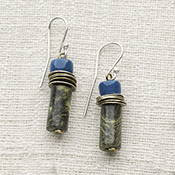 Multi Column Earrings