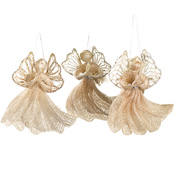 Hosanna Angel Ornaments