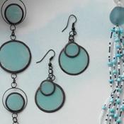 sibuyan sea capiz earrings2
