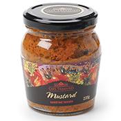 Sun-Dried Tomato Mustard