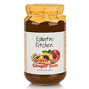 Peach 'n Ginger Jam