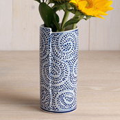 Delicate Vine Vase & Utensil Holder