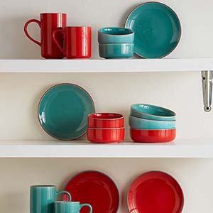 song cai set of 2 cereal bowls