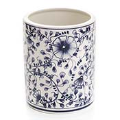 northern wildflower small utensil holder vase