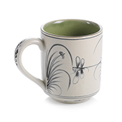 Dragonfly Latte Mug