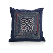 Flower Hmong Pillow