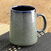 Farmhouse Speckled Sage Tall Mug
