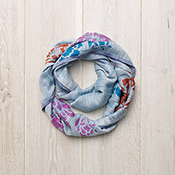 In Bloom Infinity Scarf