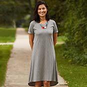 Dhara Midi Dress