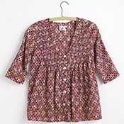 favorite tunic rosy