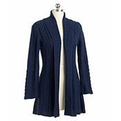 judith sweater blue