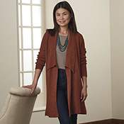 Long Spice Cardigan - Large (12-14)