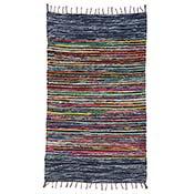 Multicolor Rag Rug