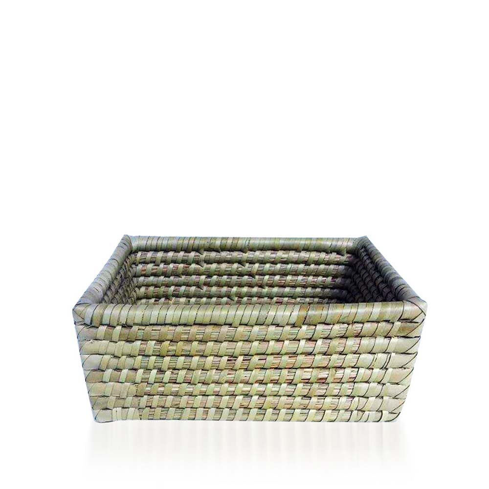 Small Rectangle Kaisa Basket