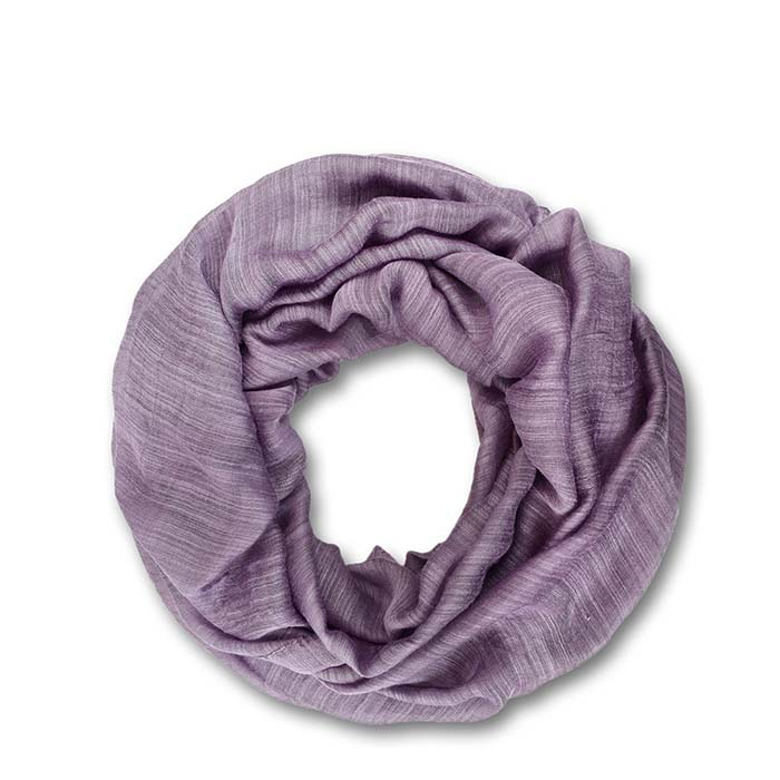Lavender Sunset Infinity Scarf