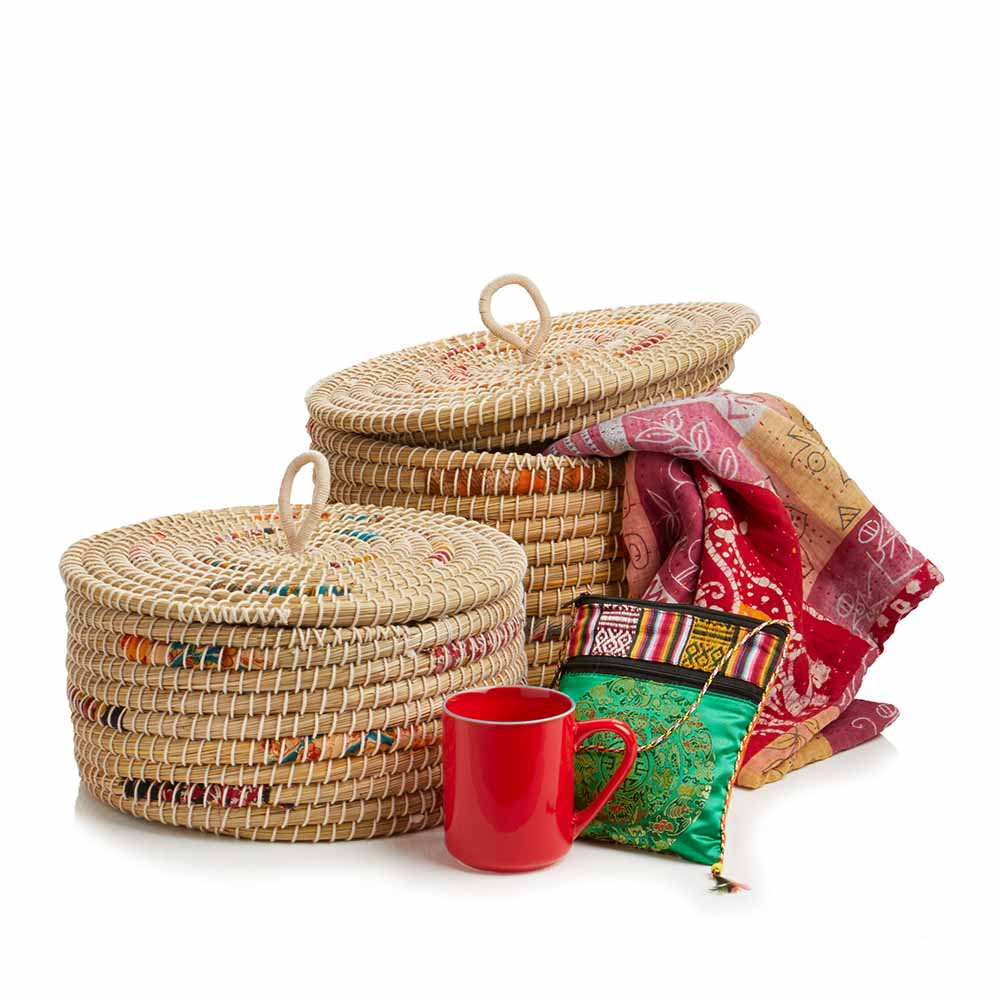 Cozy Home Gift Basket
