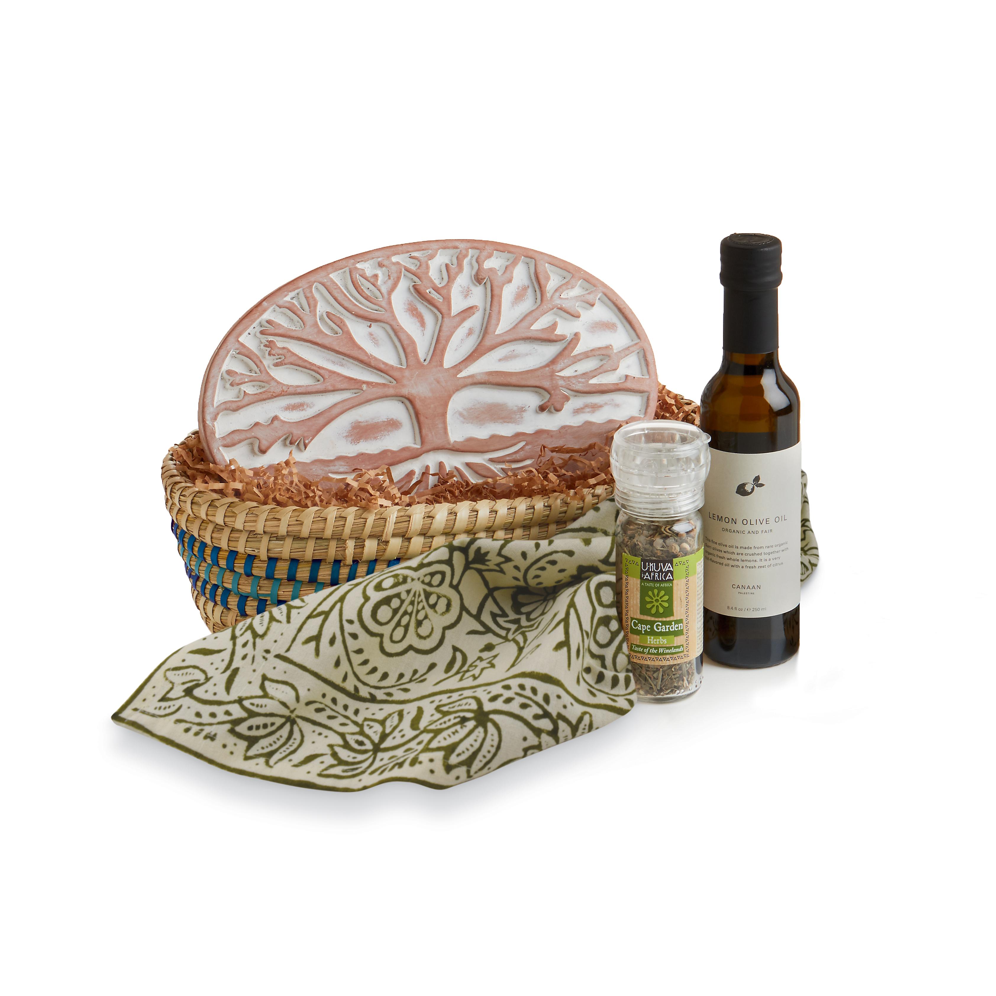 Bread Lovers Gift Basket