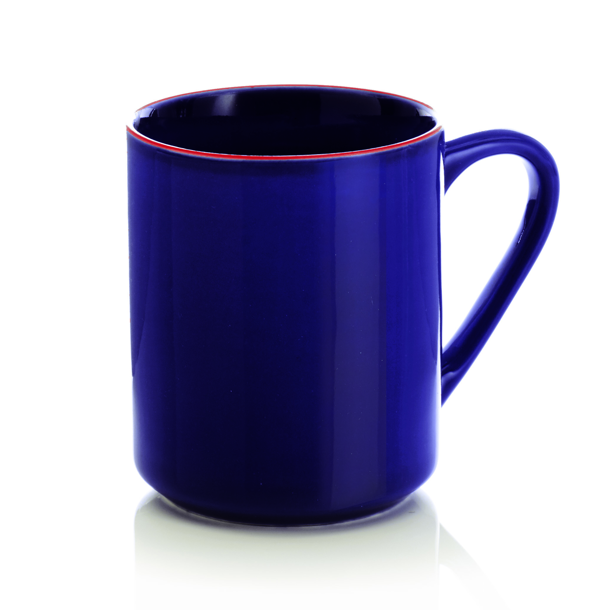 Cobalt Song Cai Medium Mug
