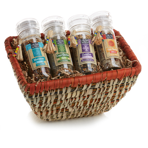 Well Seasoned Gift Basket