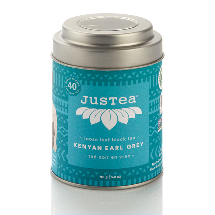 Kenyan Earl Gray Loose Leaf Tea
