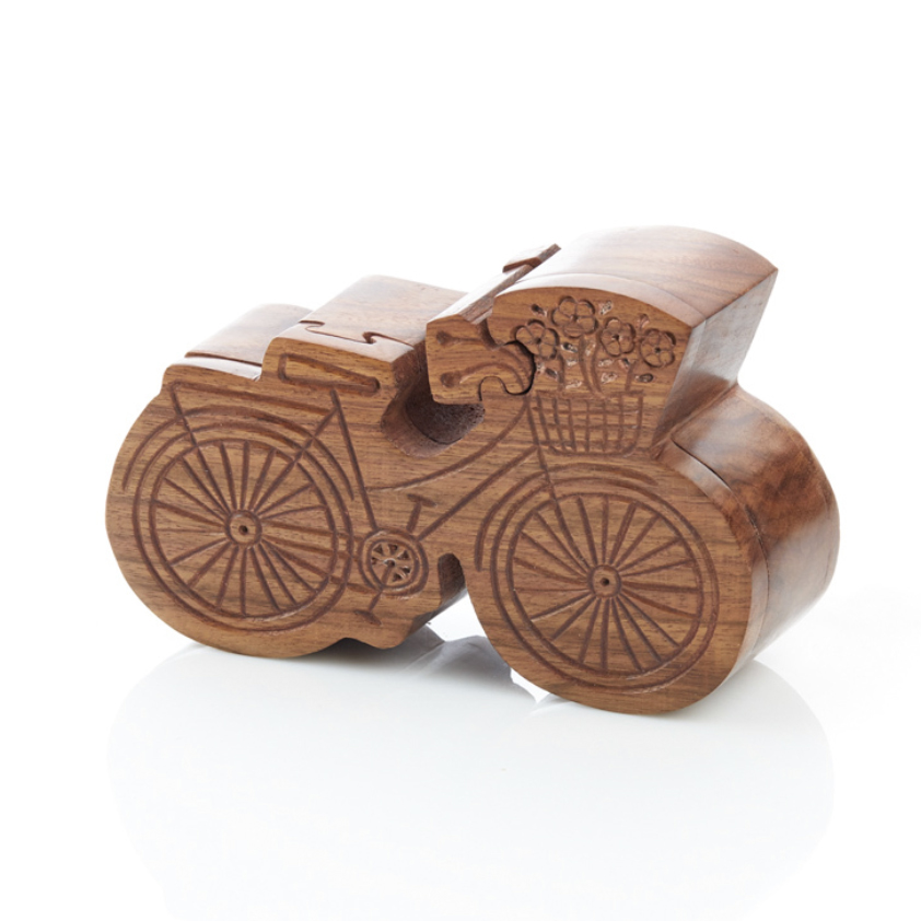 Bicycle Puzzle Box