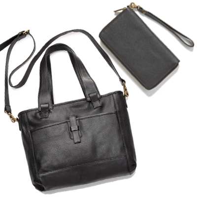 Jet All-for-One Leather Bag & Wallet Offer