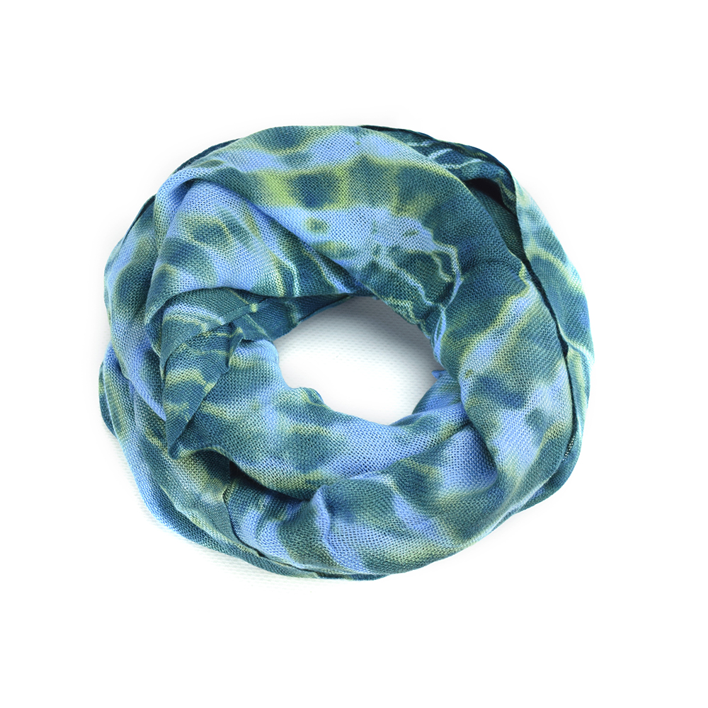 Marbled Infinity Scarf