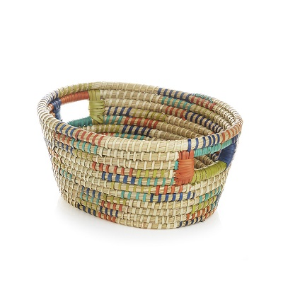 Plaza Basket - Small Oblong