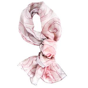 Pink Gogo Scarf