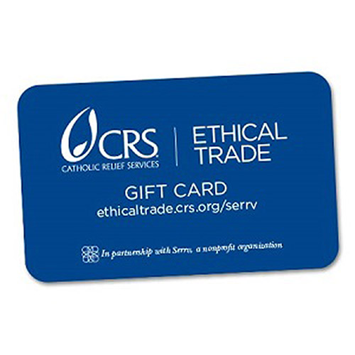 Electronic CRS Gift Card