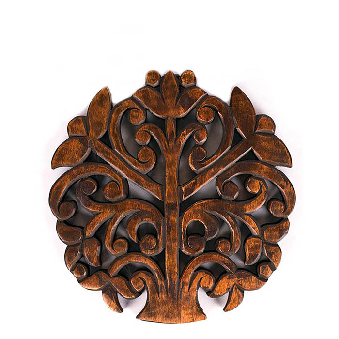 Tulip Tree of Life Wall Hanging