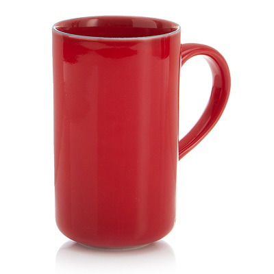 Red Song Cai Latte Mug