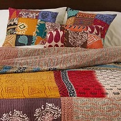 Kantha Textiles from India