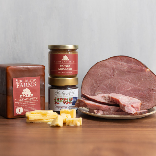 Boneless Whole Ham Package